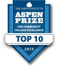 Aspen Institute Prize Community College Excellence Logo