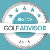 Golf Advisor Best of Logo