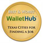 Best Cities to Find Jobs Logo